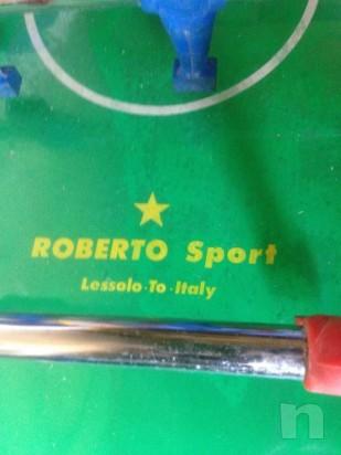 Calcio balilla Roberto sport foto-7984