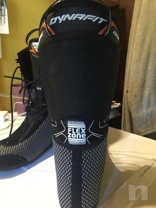 scarpetta termoformabile per scarponi dynafit taglia 43 ( scafo 315mm ) foto-8035