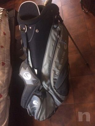 Mazza da golf + mazza numero 7 foto-8036