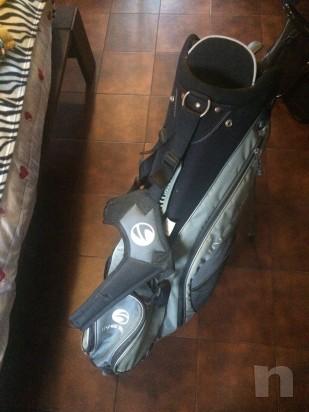 Mazza da golf + mazza numero 7 foto-4519
