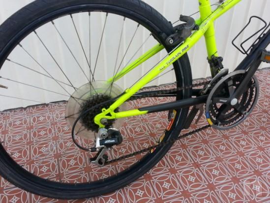 "Bicicletta MTB Bianchi Thomisus 26"" foto-8076"