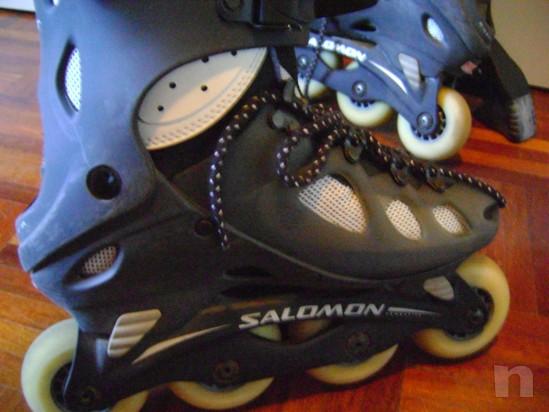 Roller blade Salomon Dinamic Driver foto-8126