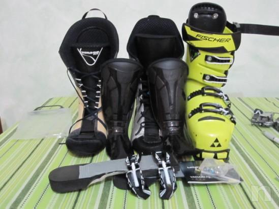 Fischer Soma Vacuum RC4 PRO150 + Accessori + Doppia scarpetta foto-8140