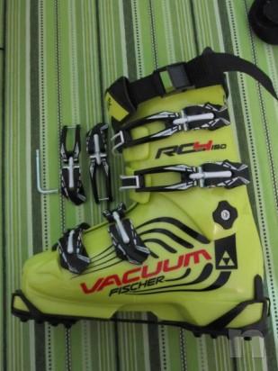 Fischer Soma Vacuum RC4 PRO150 + Accessori + Doppia scarpetta foto-4560