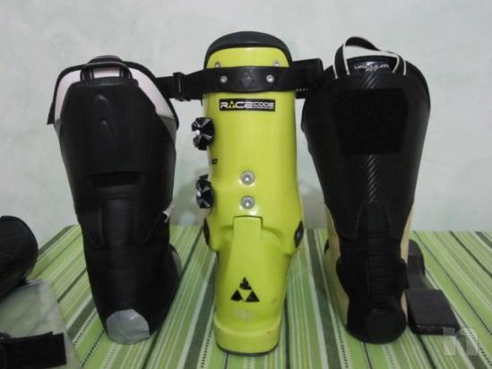Fischer Soma Vacuum RC4 PRO150 + Accessori + Doppia scarpetta foto-8139