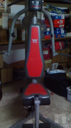 Palestra Weider easy compact 90 foto-8294