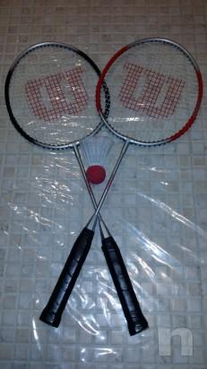 Racchette volano Badminton Wilson foto-4663