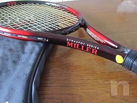 Racchetta tennis MILLER foto-4665
