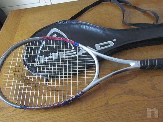 Racchetta da tennis HEAD foto-4668