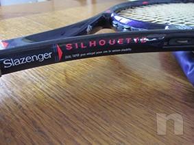 Racchetta da tennis SLAZENGER foto-4669