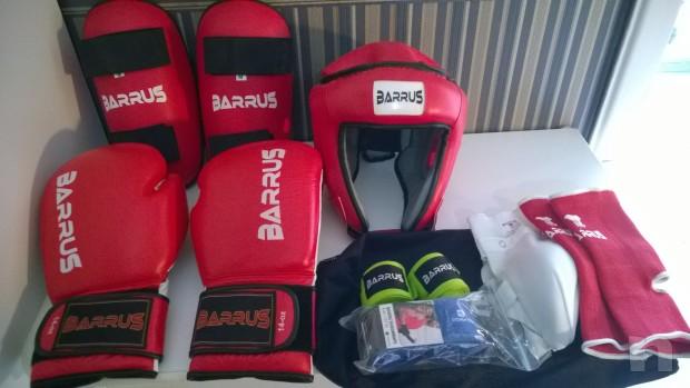 Kit completo kick box barrus foto-4703