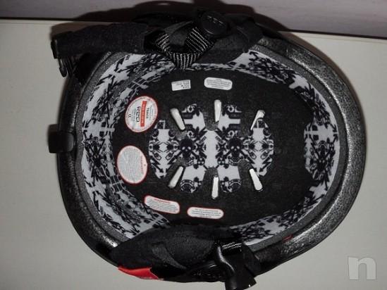 Casco protettivo Red Trace TG M come nuovo foto-8407