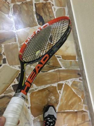 Head radical MP 295 gr racchetta tennis come nuova affare no babolat wilson  foto-4708