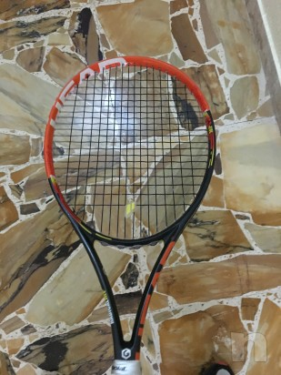 Head radical MP 295 gr racchetta tennis come nuova affare no babolat wilson  foto-8412
