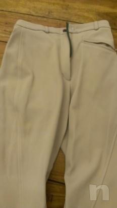 pantaloni equitazione taglia S nuovi  foto-8453