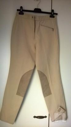 Pantalone donna Ralph Lauren Equestrian apparel foto-4745