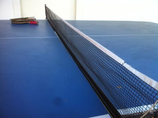 Tavolo ping pong richiudibile  foto-8542