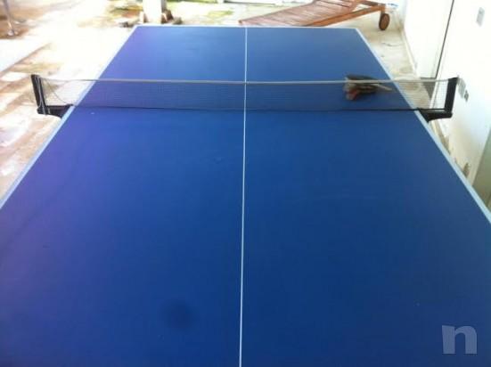 Tavolo ping pong richiudibile  foto-4786
