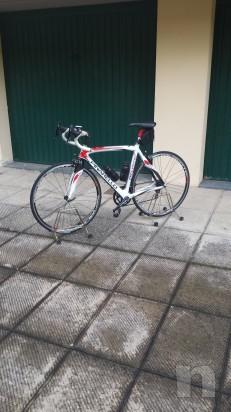 Vendo bicicletta da corsa pinarello fp4 foto-4838