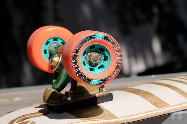 Skate assemblato foto-8687