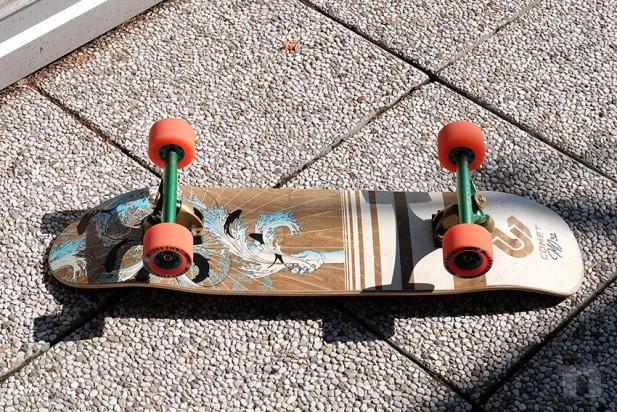 Skate assemblato foto-8686