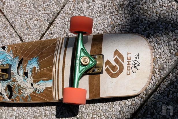 Skate assemblato foto-8689