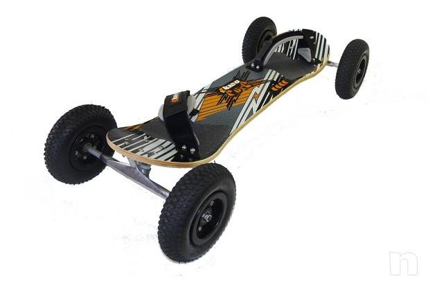 Mountainboard Kheo Core foto-4900