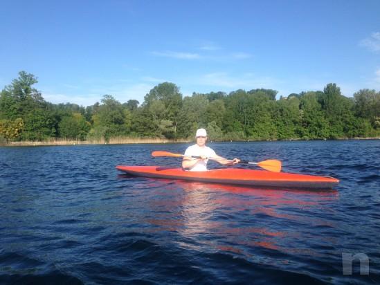 Kayak lago/mare 4 m + pagaia  foto-8831