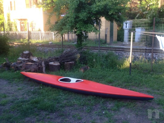 Kayak lago/mare 4 m + pagaia  foto-8830