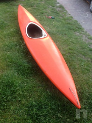 Kayak lago/mare 4 m + pagaia  foto-4959