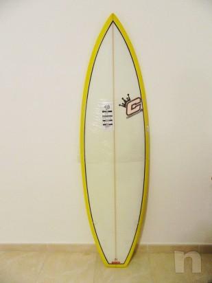 Tavola da Surf Clayton MONGREL foto-5031