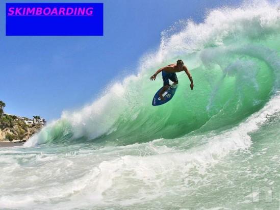 Surf Skimboard tavola USA UNITED SKIM ARTISTS  foto-5034