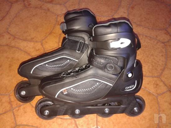 Roller pattini in linea foto-9053