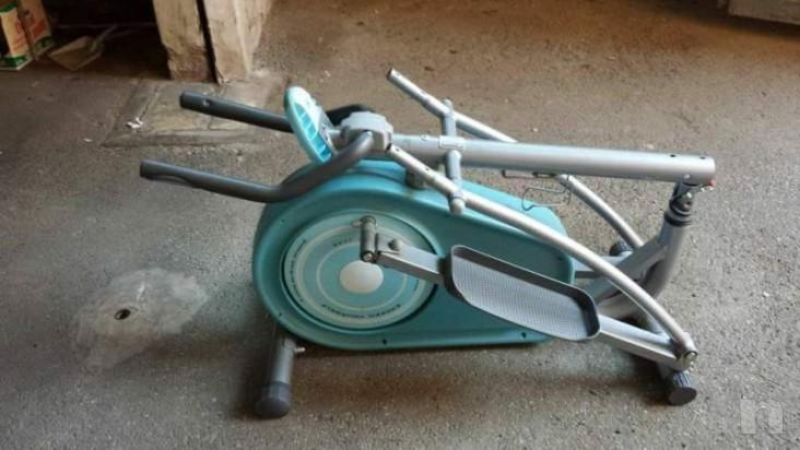 Bicicletta ellittica foto-9197