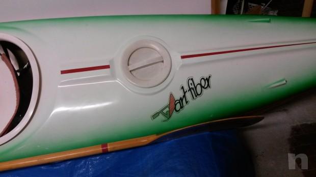 Kayak art fiber foto-5210
