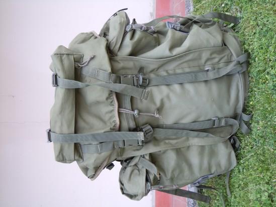 Zaino Softair militare 100Lt. OD foto-670