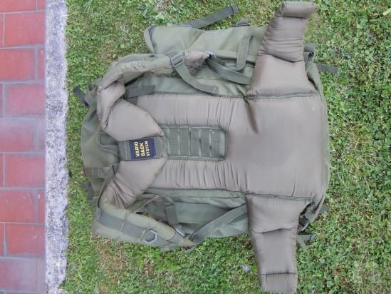 Zaino Softair militare 100Lt. OD foto-522
