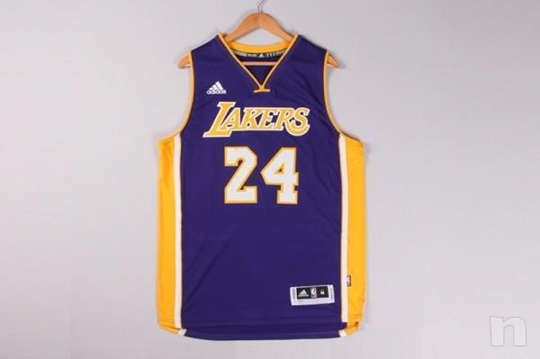 Maglie nuove NBA ricamate  foto-9458