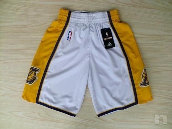 Pantaloncini NBA nuovi  foto-9461