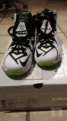 Scarpe basket LeBron XII misura 47 foto-9548