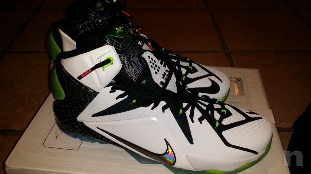 Scarpe basket LeBron XII misura 47 foto-9549