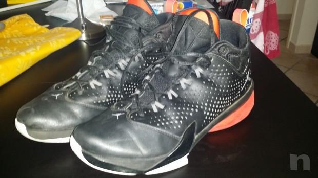 "Scarpe basket modello ""Nike Jordan flight time 14,5"" -  taglia 47 foto-5371"