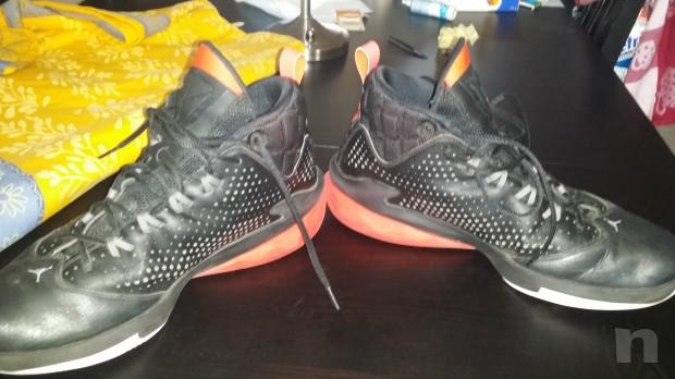 "Scarpe basket modello ""Nike Jordan flight time 14,5"" -  taglia 47 foto-9554"