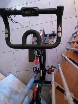 VERO AFFARE! Bici da spinning come nuova  foto-9580