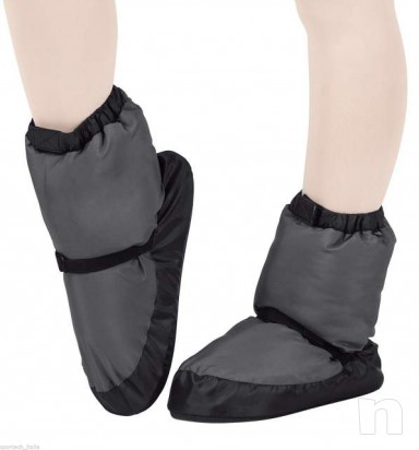 Bloch bootie warmup scalda piedi punte danza classica foto-9589