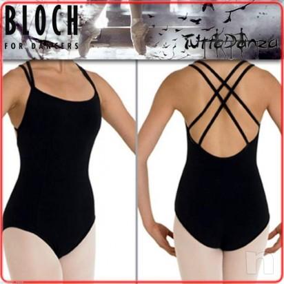 Body bloch double strap danza classica studio l3617 foto-5411