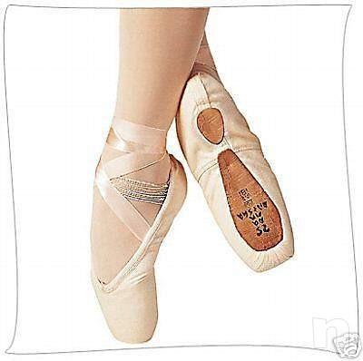 Punte danza classica Sansha Bloch Grishko Capezio foto-9597