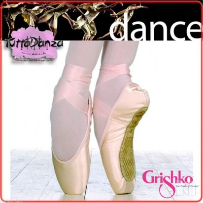 Punte danza classica Sansha Bloch Grishko Capezio foto-9596