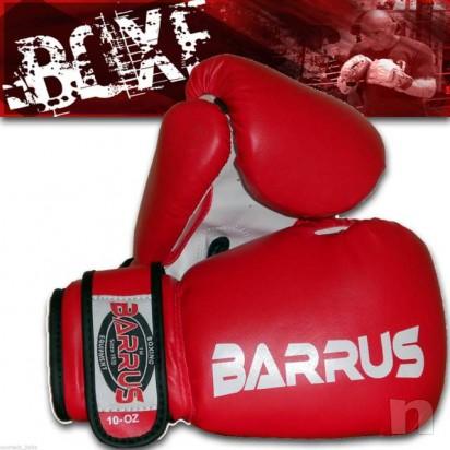 Guantoni mma guanti kick boxing thai boxe foto-9601