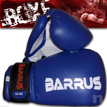 Guantoni mma guanti kick boxing thai boxe foto-9599